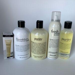 PHILOSOPHY Best Seller Skincare/ Haircare BOGO!